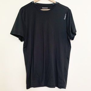 Men's Reebok Playdri Athletic Tee Shirt